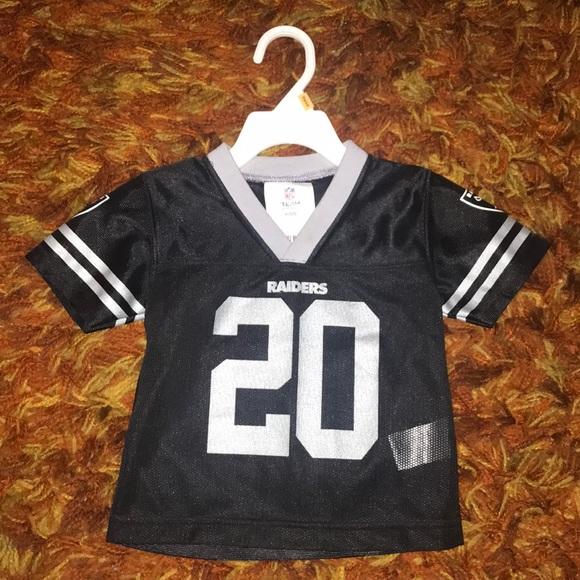 Kids Raider McFadden jersey.